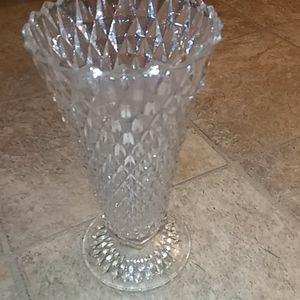 Gorgeous glass vase